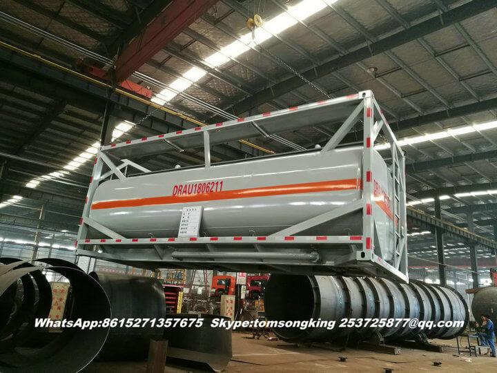 Steel lined PE ISO tank -10_0006