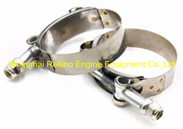 Cummins NT855 Hose clamp 3010550