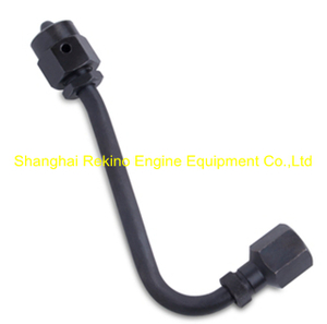8GN-44-1600 High pressure fuel pipe Ningdong engine parts for GN320 GN6320 GN8320