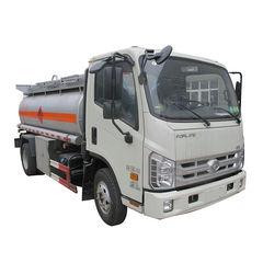 Forland Fuel Refueling Truck 3785L (1000 Gallons) With PTO Oil Pump RHD / LHD