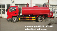 Dongfeng 5000Lwater tank lorry Fire Truck 4x2