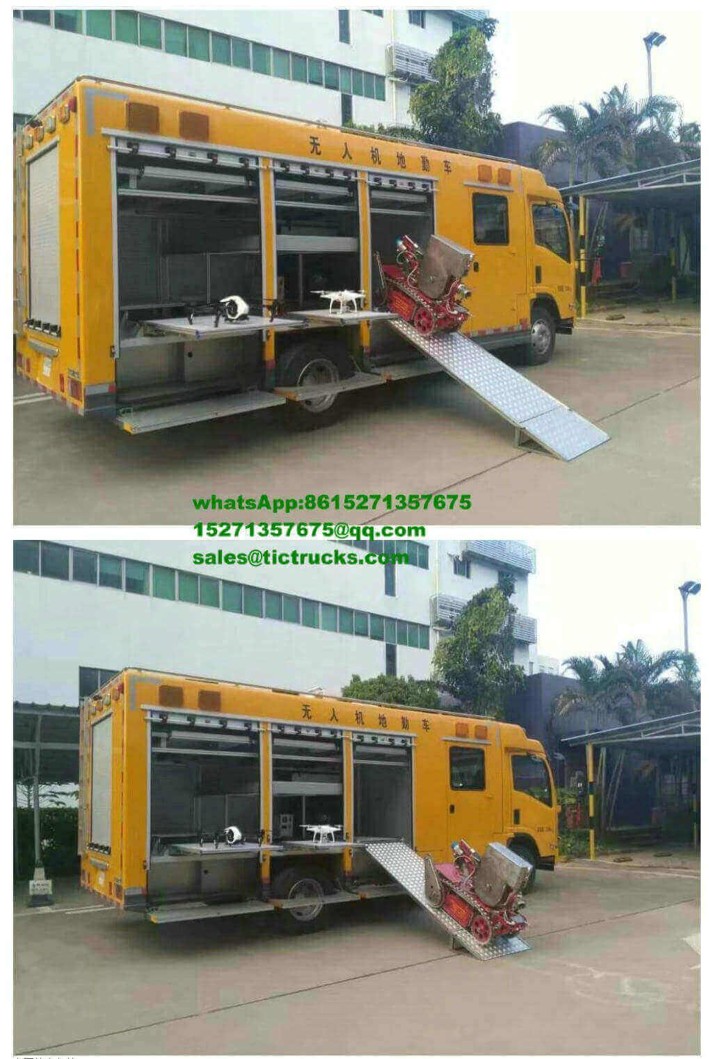 unmanned drone ground vehicle-22-ISUZU-700-truck_1.jpg