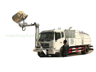 Tunnel cleaning vehicle Multi-function cleaning