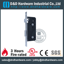 Stainless steel privacy mortise lock body for Wood Door-DDML005