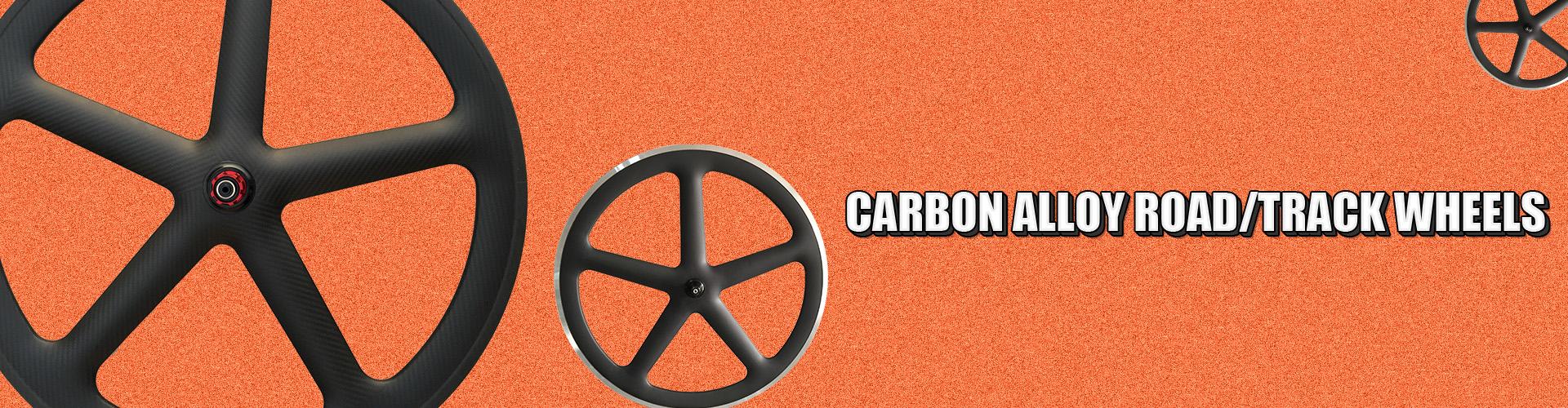 5 SPOKE CARBON WHEELS