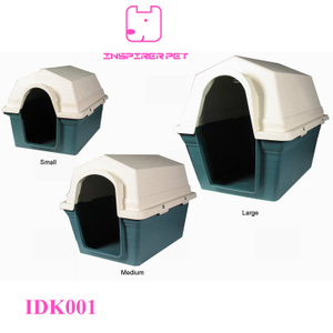Plastic Dog House Animal or Pet Cover Shelter Kennel