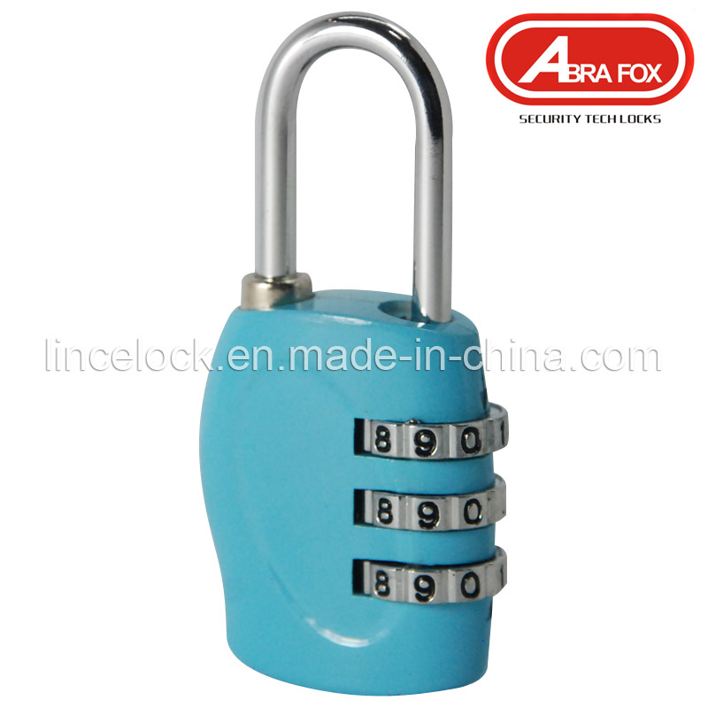 Zinc Alloy Luggage Lock (526)