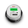 EM12100RS TA15 single Phase Three wire ANSI 2S smart energy meter
