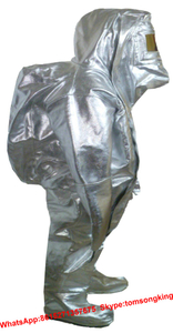 Fire Prevent Garment SM-7025 Fire Suit Fireproof 1300°C
