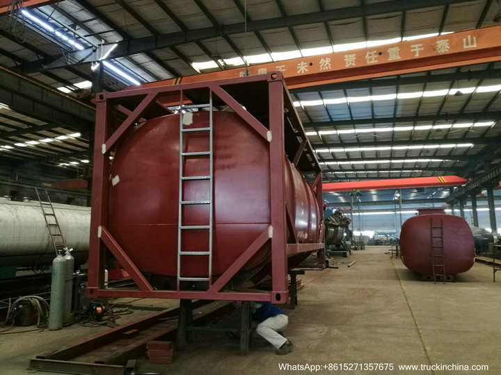 HCL Acid tank container isot-007_1