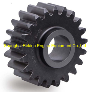 GN-B58-003 sea water pump gear Ningdong engine parts for GN320 GN6320 GN8320