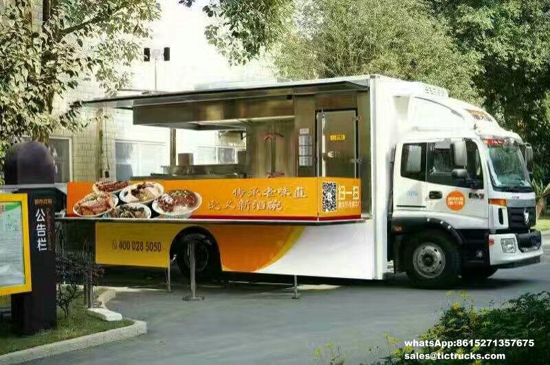 Camion -06-_1.jpg de nourriture de Foton