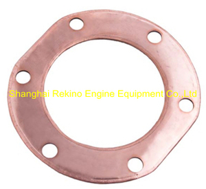 8G-B10-033 exhaust pipe gasket Ningdong engine parts for GN320 GN6320 GN8320