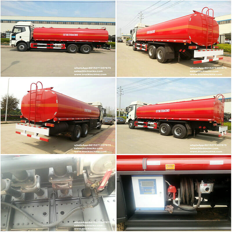 FAW oil refueling vehicle truck--14.jpg
