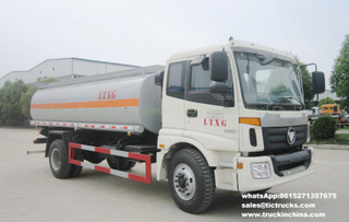 FOTON 10 wheels water tanker 12000L Phaser 160HP /180HP LHD / RHD