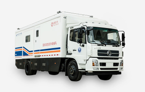 Mobile Medical Laboratory Vehicle Customizing