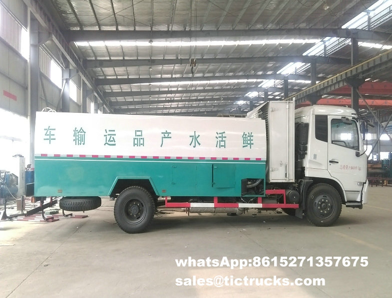 camion -11cbm_1.jpg de transporteur de poissons