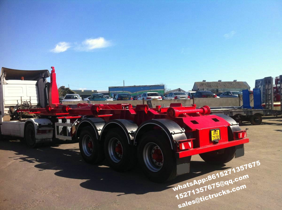 3-Axle-Hooklift-Trailer 30 T