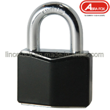 ABS Coated Diamond Shape Cast Iron Padlock (606)