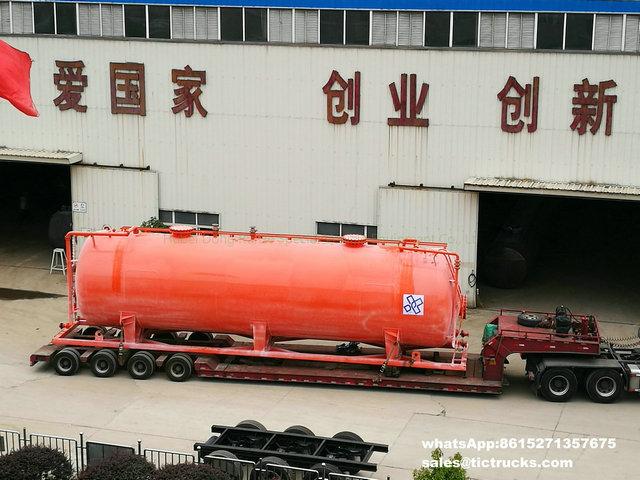 Mémoire 80000L du réservoir -027 d'acide chlorhydrique