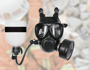 Anti Nuclear Mask / Half Mask / Full Face Mask