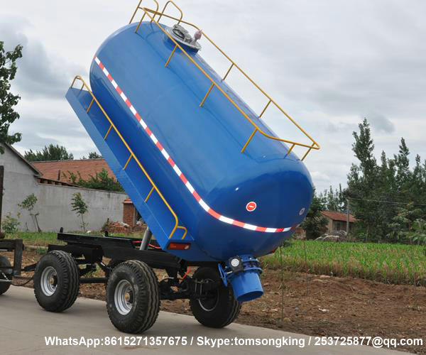 Dolly Tank Trailer-5400Liters water
