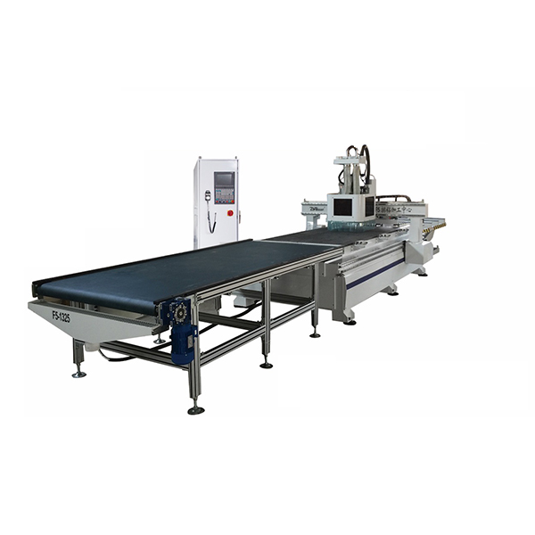 Automatic loading and unloadingmachine center