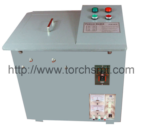PCB Hole Metalizing Plating System PCB2010 (Copperize)