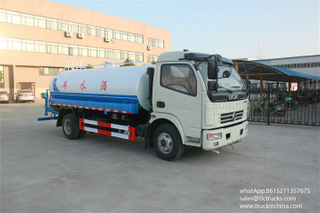 Dongfeng 6000L Water tank truck Customization