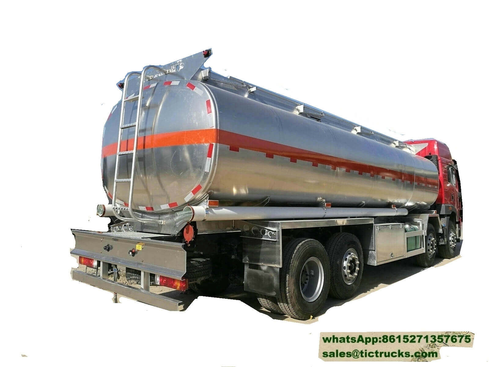 Camion-citerne -005-FAW-truck_1.jpg d'alliage d'aluminium