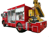 ISUZU FVR Emergency Rescue -5400L- fire truck with canre.jpg