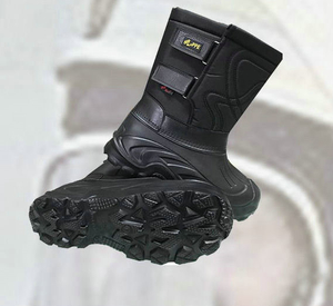 Fire Boots - Rescue Boots / Cryo Boots