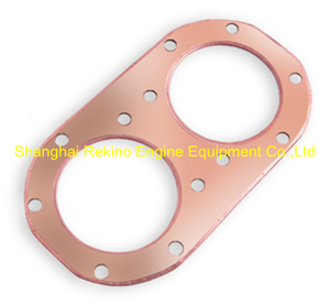 8GN-10-034C pulse converter gasket Ningdong engine parts for GN320 GN6320 GN8320
