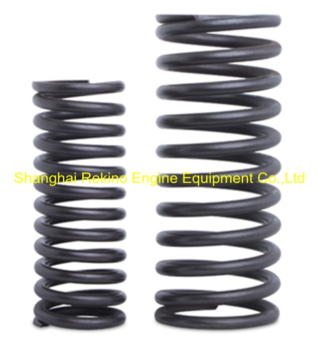 GN-01-047A GN-01-041A valve inner outer spring Ningdong engine parts for GN320 GN6320 GN8320