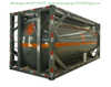 Highly Hazardous UN Portable ISO Tank Containers 14,600 – 24,000 Liters