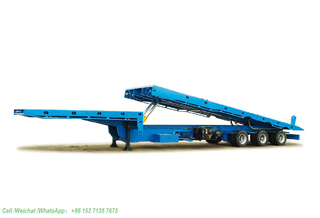 Recovery Wrecker Trailer Heavy Duty Roadside Truck And Trailer Towing