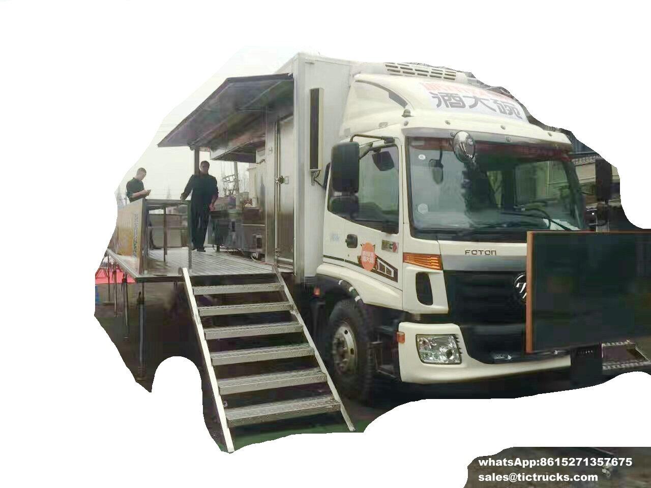 Camion -02-_1.jpg de nourriture de Foton