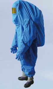 Cryo Clothings with Cryo Gloves Cryo-Hood -250 C