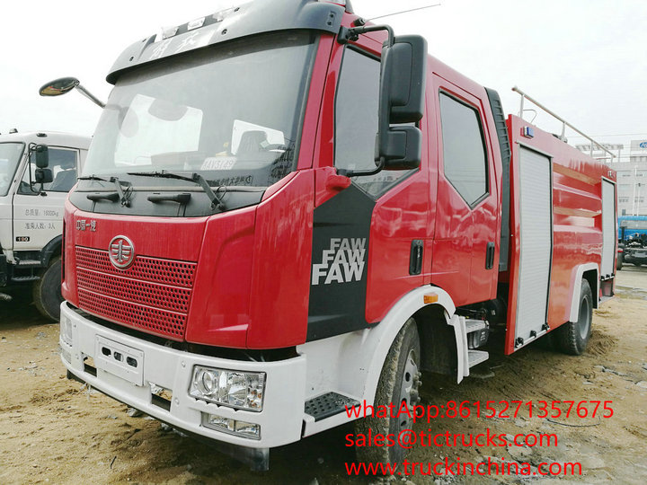 FAW fire truck-06cbm-FAW Fire Pump Truck 8000L_1.jpg