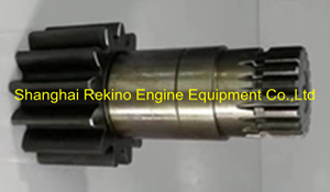 203-26-61220 PC100 PC120 Komatsu excavator swing motor rotary vertical shaft
