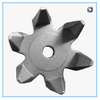 Forged part for tractors