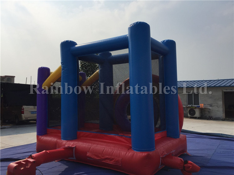 RB1040(3.3x4x4.3m) Inflatable Round Entry Bouncer