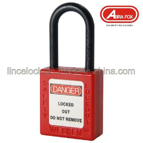 Lockout Safety Padlock/Plastic Safety Lock (613)