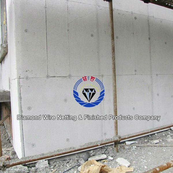 Fire Resistant Reinforcement : Alkali resistant fiberglass asphalt mesh