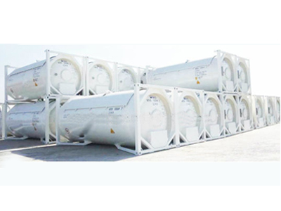 High Quality 20feet 21.7cbm Gas Storage Tank