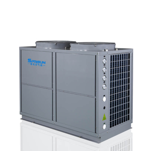40KW -25℃ EVI Air Source Heat Pump for Cold Weather Hot Water & Underfloor Heating