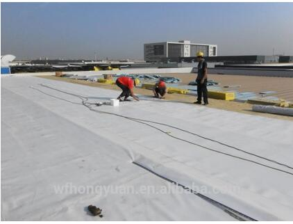 Tpo Reinforced Underground Membrane for Waterproofing