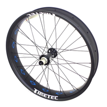 TIMETEC 26 INCH FAT BIKE CARBON WHEELS100 MM WIDDTH