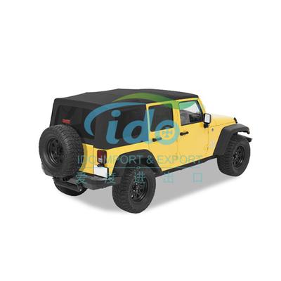 soft top 51204 for jeep wrangler unlimited jk 4 door 2010 2016 buy soft top 51204 35 jeep. Black Bedroom Furniture Sets. Home Design Ideas