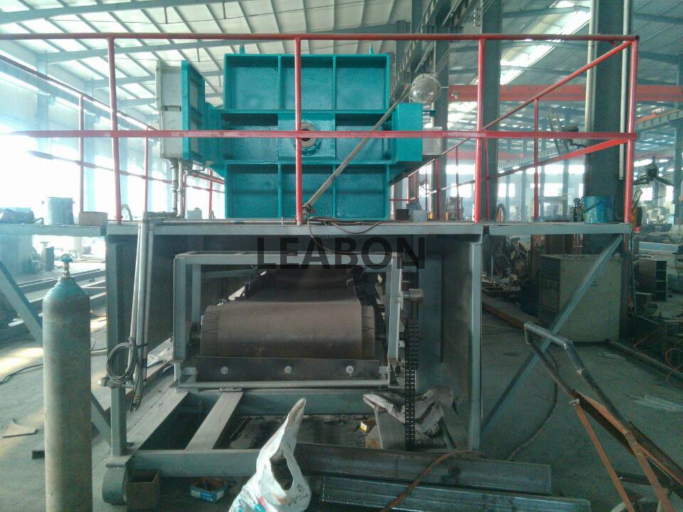Hydraulic Compress Automatic Pulling Plate Filter Press